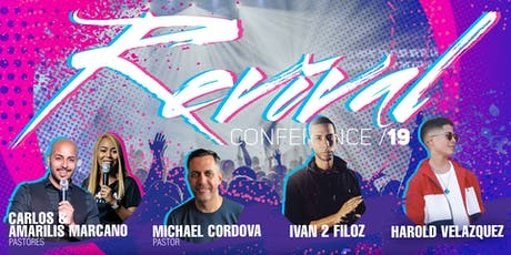 Revival Conference /19 tickets
