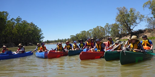 ESA Teen Canoe Camp Murray River (13 - 18 yrs) January 8th - 12th, 2020