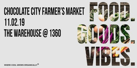 Chocolate City Farmers Market V.2 tickets