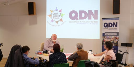 QDN NDIS Access Information Evening for Health and Clinical Workers