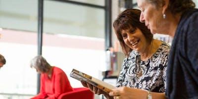 Author Talk with Stephanie Parkyn