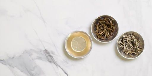 White Tea Tasting x AVANTCHA