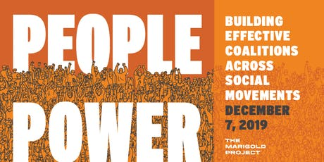 People Power: Building Effective Coalitions Across Social Movements tickets