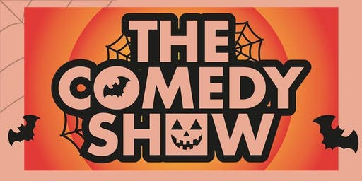 Halloween Comedy Show & AfterParty