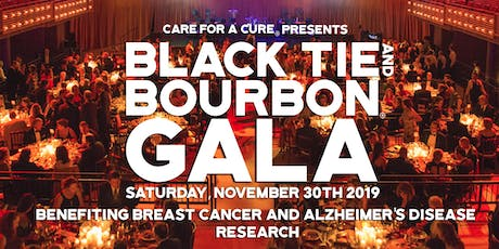 Black Tie and Bourbon Gala 2019 tickets