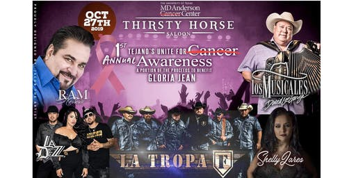 Tejano's United For Cancer Awareness