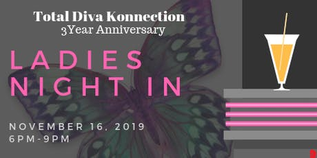 Total Diva Konnection Anniversary tickets