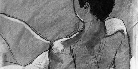 Life drawing—adult workshop tickets