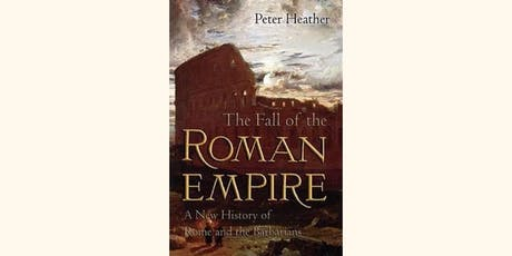 Time Travellers Book Club:  The Fall of the Roman Empire tickets