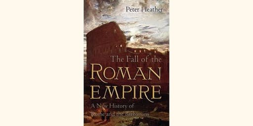 Time Travellers Book Club:  The Fall of the Roman Empire