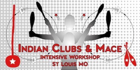 Indian Clubs and Intensive Mace Workshop tickets