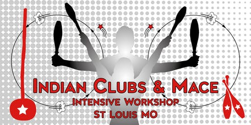 Indian Clubs and Intensive Mace Workshop