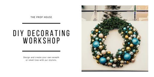DIY Decorating Workshop