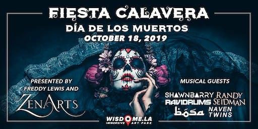 Fiesta Calavera @ A New Día Exhibition