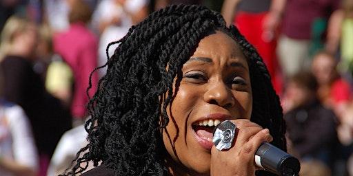 JUST SING GOSPEL Workshop  Profisängerin Juliana Mensah