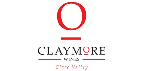 Claymore wines Dinner tickets