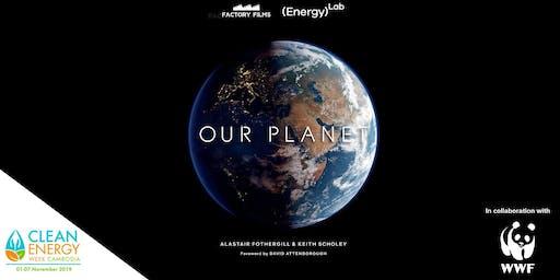 "Factory Films Screening - One Planet ""Fresh Water"""