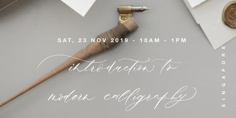 Modern Calligraphy Workshop: The Gifting Edition tickets
