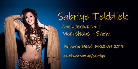 Laila Ma Sabriye-Middle Eastern Dance-Bellydance Showcase -Sabriye Tekbilek tickets