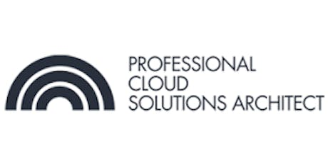 CCC-Professional Cloud Solutions Architect(PCSA) 3 Days Virtual Live Training in Mexico City tickets