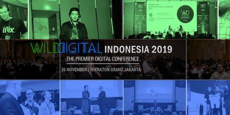 Wild Digital Indonesia 2019 tickets