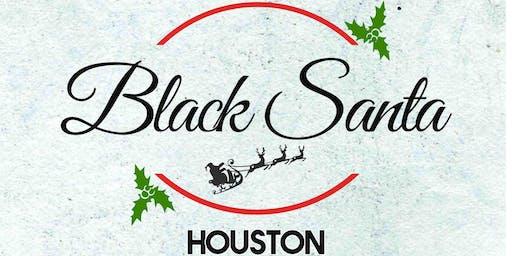 Black Santa Houston Texas 2019 // Black Santa Claus is coming to H-TOWN!