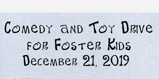 Comedy Night  To Support Local Foster Care Services