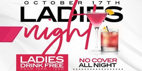 Ladies Night Thursdays @ Fusion Lounge - Free Hookah Refills all Night tickets