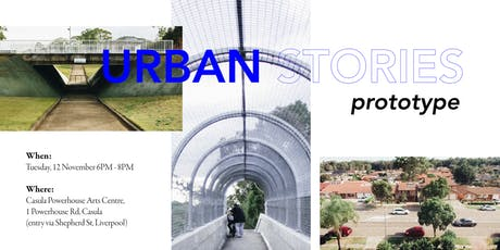 Urban Stories: Prototype tickets