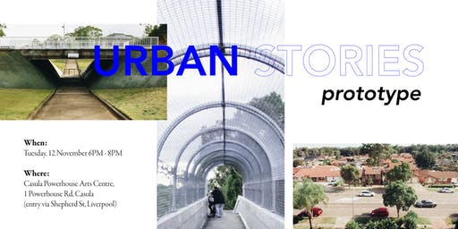 Urban Stories: Prototype