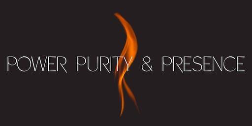 Power, purity, presence conferentie met Stephen Beauchamp