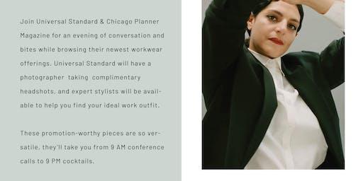 CHICAGO PLANNER MAGAZINE X UNIVERSAL STANDARD