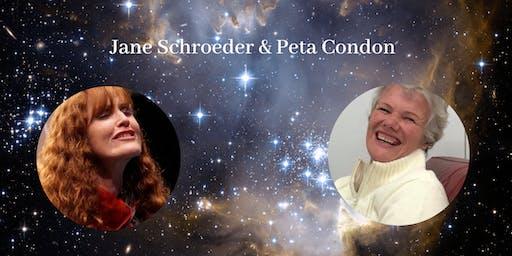 Peta Condon & Jane Schroeder