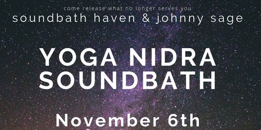 Mercury Retrograde Yoga Nidra Sound Bath