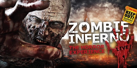 ZOMBIE INFERNO - Die Horror-Experience | Bochum tickets