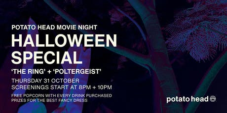 Potato Head Singapore Halloween Special tickets