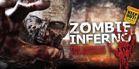 ZOMBIE INFERNO - Die Horror-Experience | München Tickets