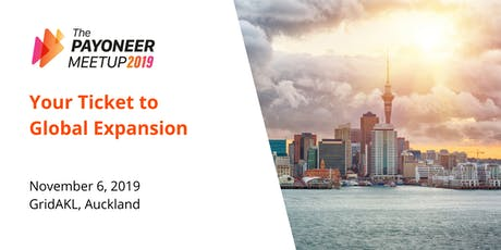 The Payoneer Meetup - Your Ticket to Global Expansion tickets