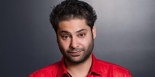 "Comedy Night LIVE in Fremont with Kabir ""Kabeezy"" Singh and BAY AREA Stars"