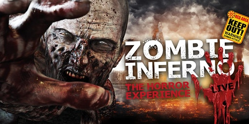 ZOMBIE INFERNO - Die Horror-Experience | Fellbach bei Stuttgart