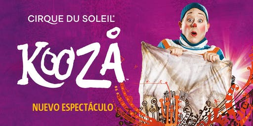 Cirque du Soleil en Madrid - KOOZA