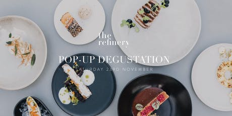 Pop-Up Degustation tickets