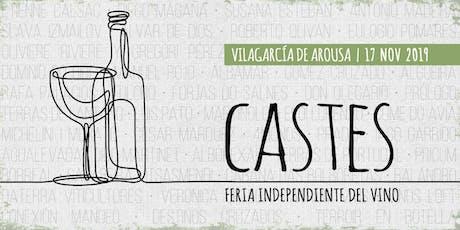Castes - Feria Independiente del vino (3ª edición) entradas