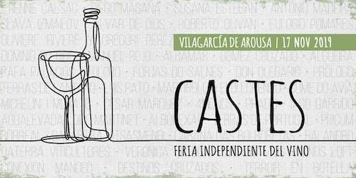 Castes - Feria Independiente del vino (3ª edición)