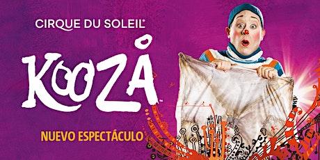 Cirque du Soleil en Sevilla - KOOZA entradas
