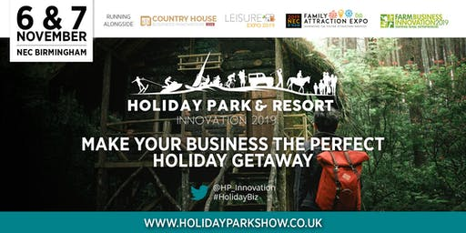 Holiday Park & Resort Innovation Show