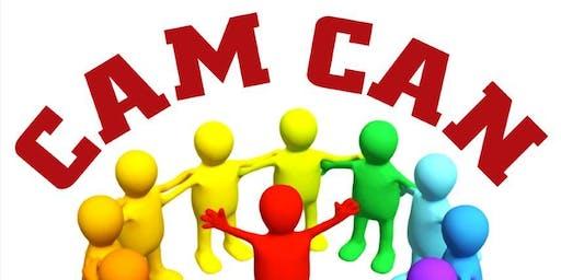 Cam Can Orientation - Bunbury  - Afternoon session