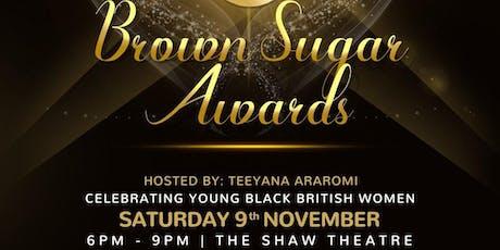 Brown Sugar Awards Raffle tickets