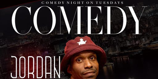 Jordan Jackson's Comedy Night Miami Lounge