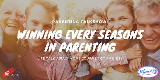 Winning Every Seasons In Parenting